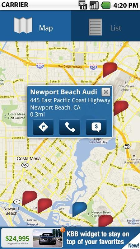 New & Used Car Prices For Android