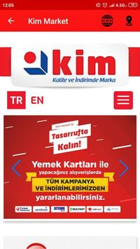 Kim Market screenshot 3