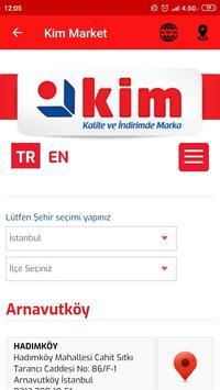 Kim Market screenshot 4