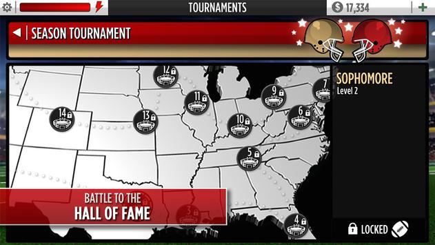 Kaepernick Football captura de pantalla 3