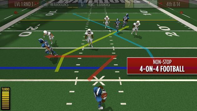 Kaepernick Football captura de pantalla 6