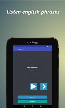 Spoken english app offline screenshot 5