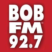 92.7 BOB FM Chico ícone