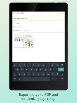 NoteLedge screenshot 10