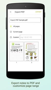 NoteLedge screenshot 3