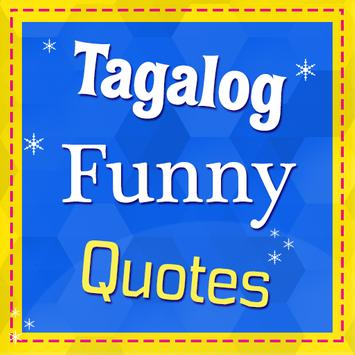 Tagalog Funny Quotes poster
