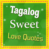 Tagalog Sweet Love Quotes icon
