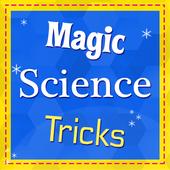 Magic Science Tricks icon