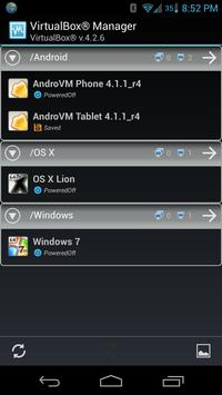 VirtualBox Manager for Android - APK Download