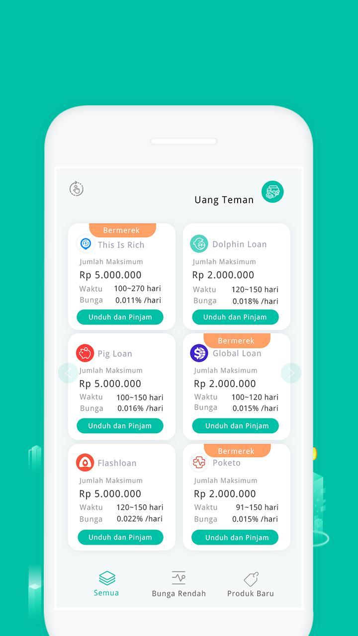 Uang Teman Pinjam Uang Online Fur Android Apk Herunterladen