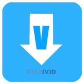 KeepiVid Downloader icon