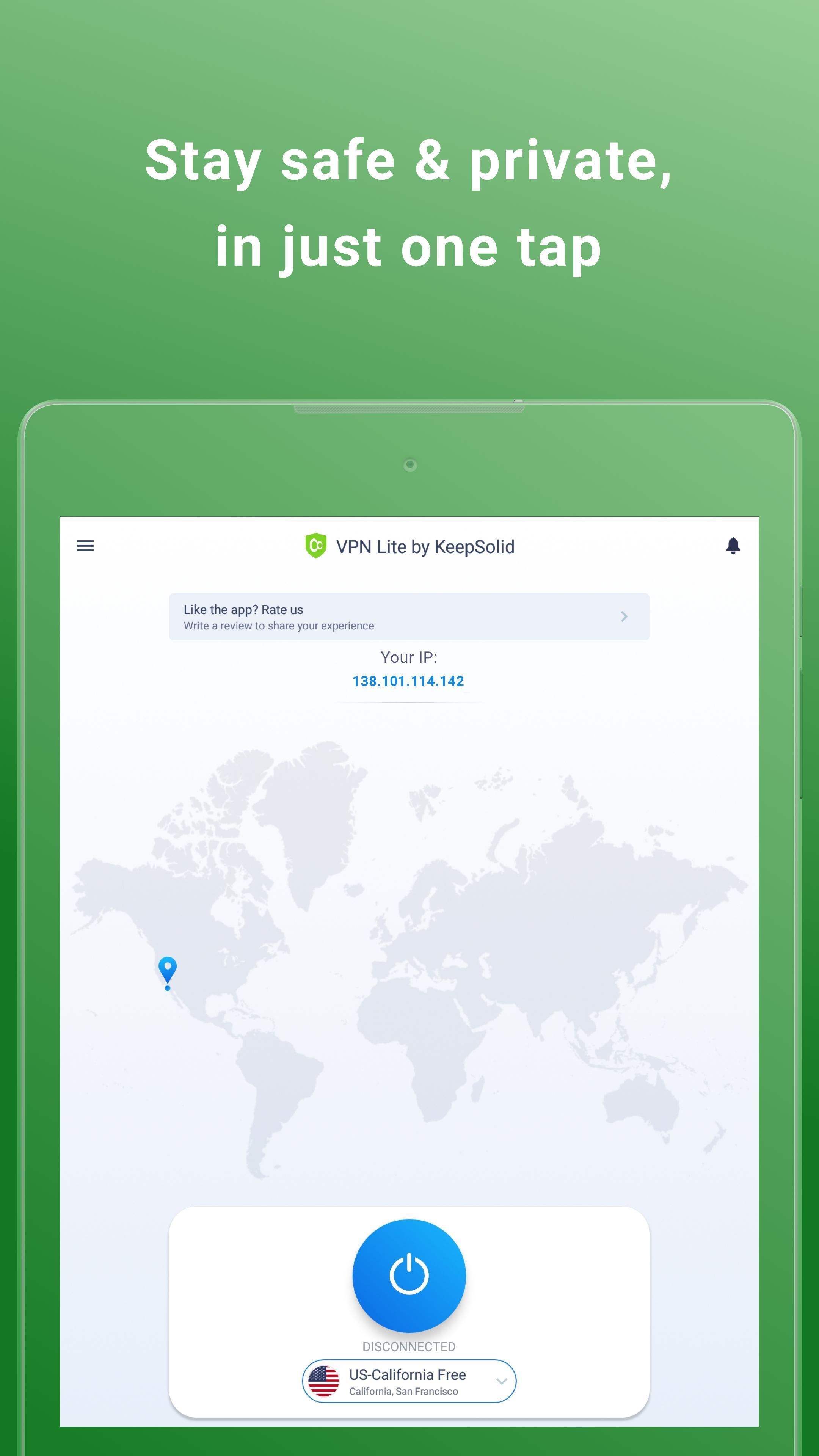 VPN Lite for Android - APK Download