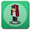 Skins for Minecraft PE आइकन