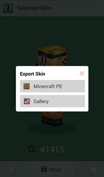 Skins for Minecraft PE screenshot 7