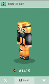 Skins for Minecraft PE screenshot 2