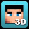 Skin Editor 3D ícone