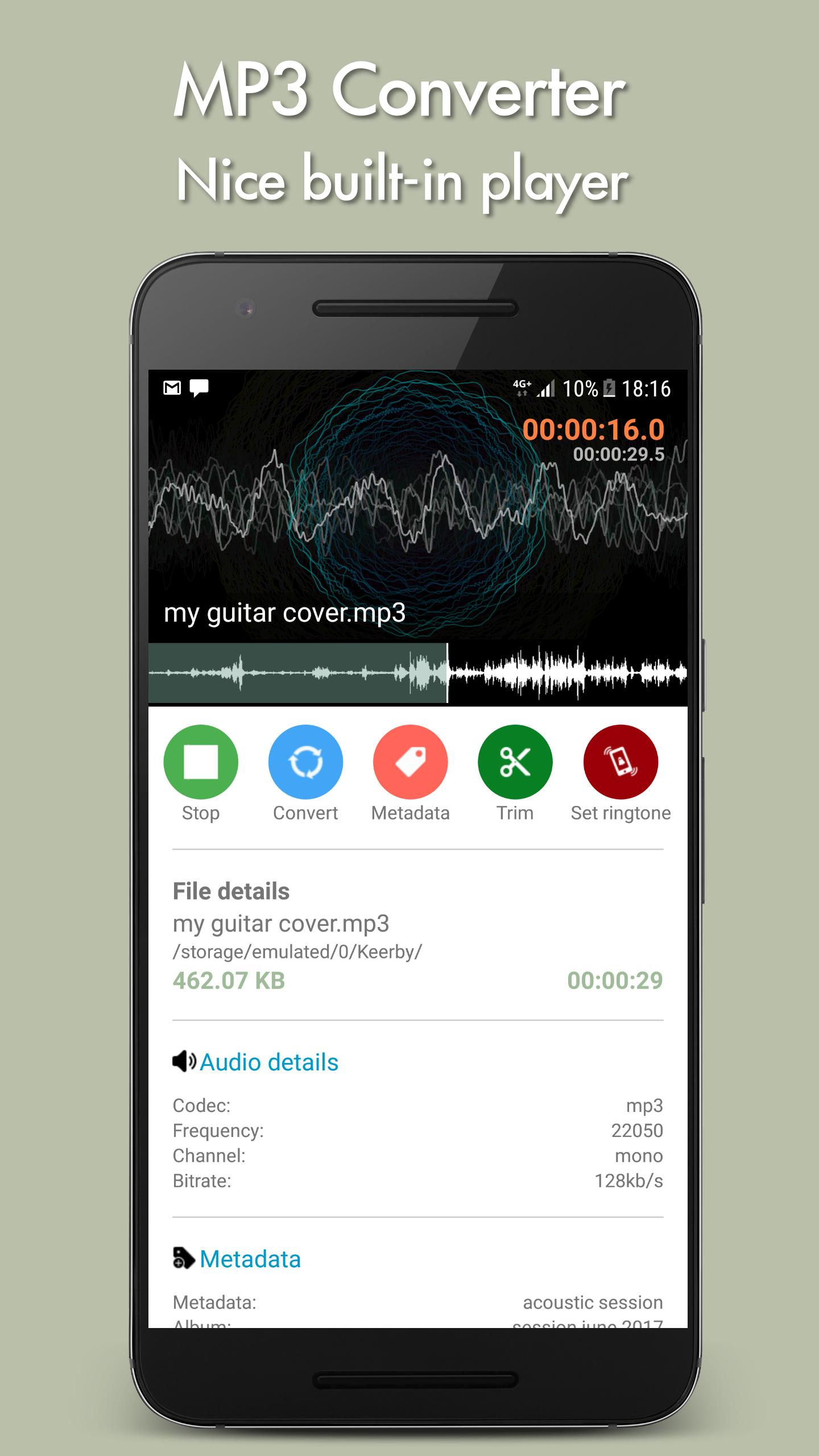 MP3 Converter for Android - APK Download