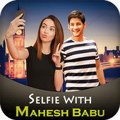 Selfie With Mahesh Babu icon
