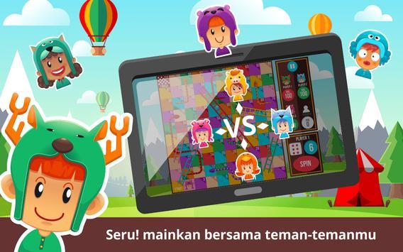 Ular Tangga Indonesia poster