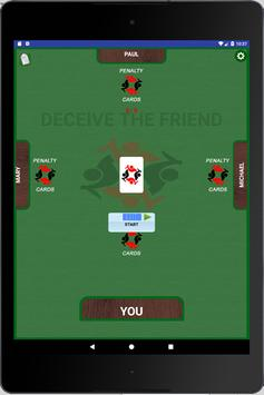 Cheating The Friend poster