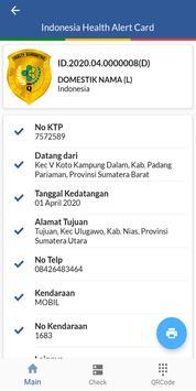 eHAC Indonesia screenshot 10