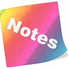 Kolor Notatki ikona