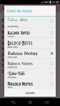 Raloco Notes screenshot 7