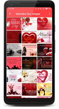 Valentine Day Images & Greetings poster