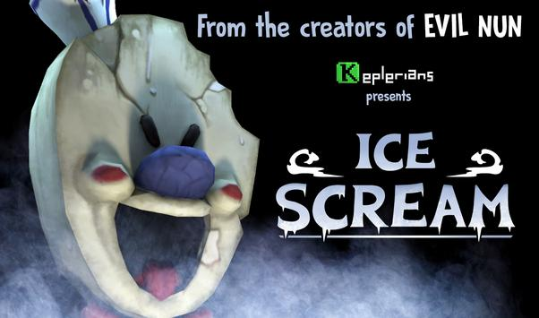 Ice Scream poster