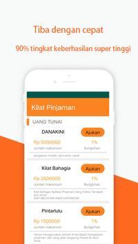 Kilat Pinjaman - dana cepat Anda dijamin screenshot 2