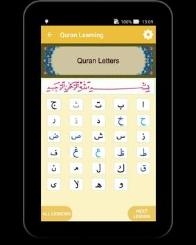 Quran Learning screenshot 11