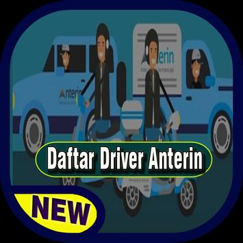 Cara Daftar Anterin Driver Online Terbaru poster