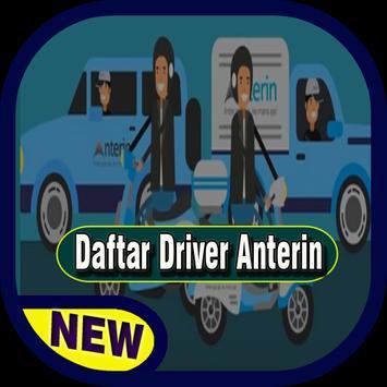 Cara Daftar Anterin Driver Online Terbaru screenshot 2