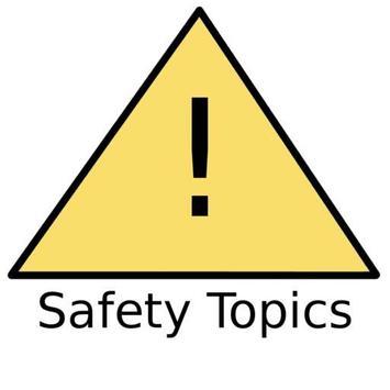 KSS Safety poster