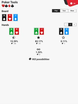 Poker Tools screenshot 5