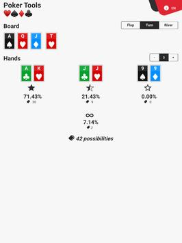 Poker Tools screenshot 8