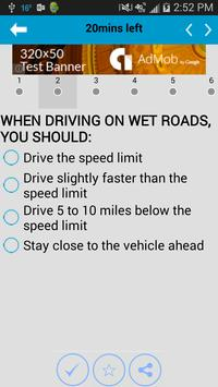 DMV Test Pennsylvania screenshot 3