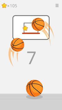 Ketchapp Basketball ポスター