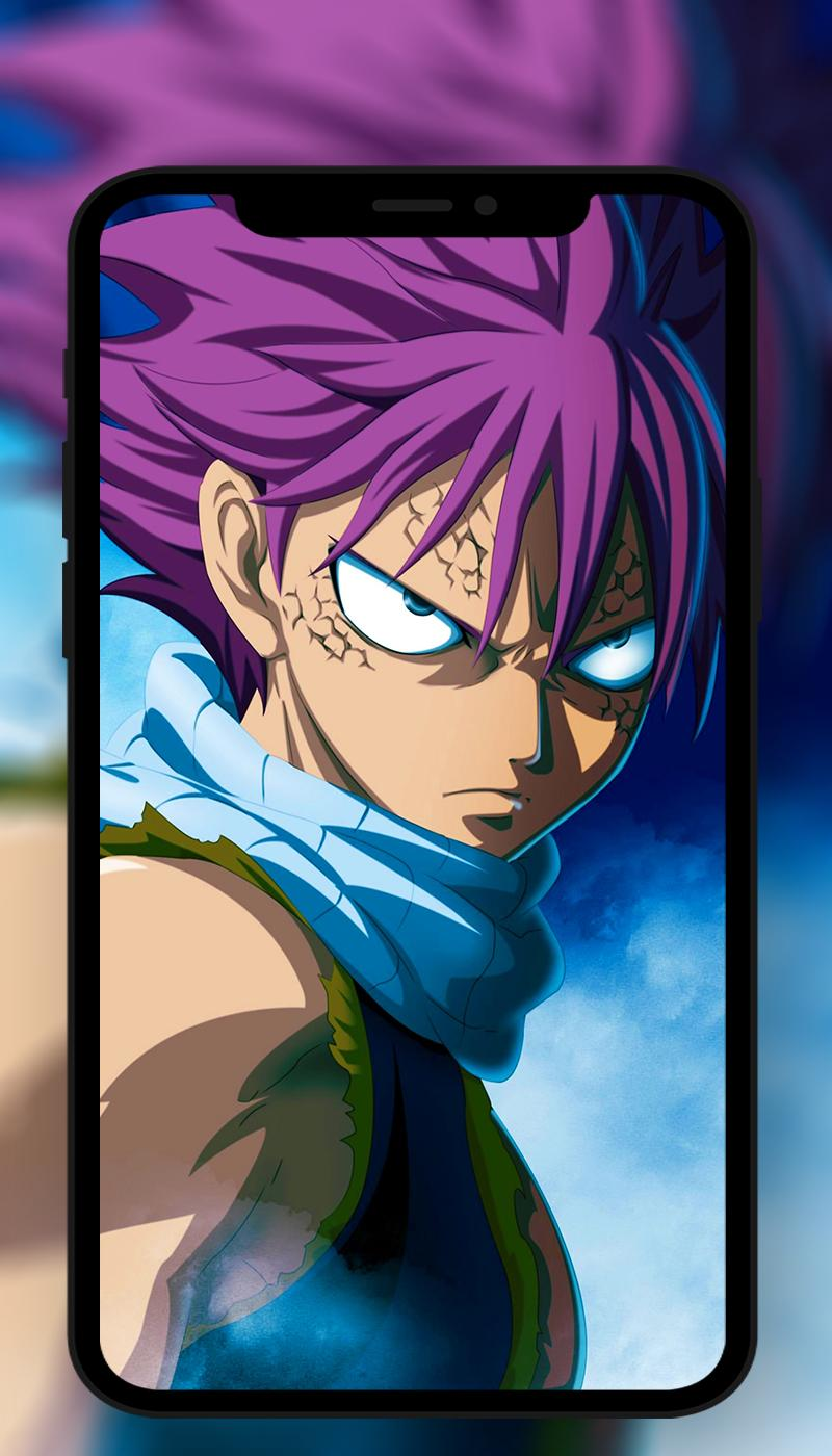 Natsu Wallpaper 4k Fairy Tail Anime For Android Apk Download
