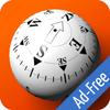 3D Ball Compass आइकन