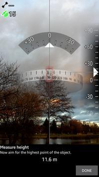 AR GPS Compass Map 3D Pro captura de pantalla 3