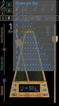 Metronome screenshot 3
