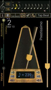 Metronome постер