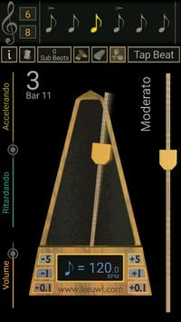 Metronome screenshot 1