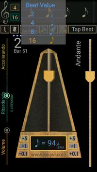 Metronome screenshot 5
