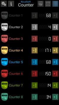 Counter screenshot 2