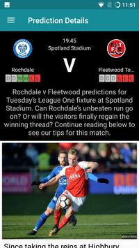 Sure Bet Predictions screenshot 1