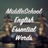[영어 공부할래] 혼자 학습하는 중등 영어 필수단어, 읽기, 듣기, 쓰기를 통한 영어단어 icon