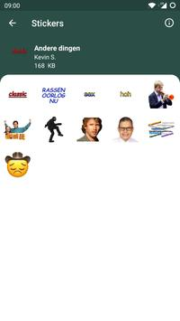 Stickers screenshot 1