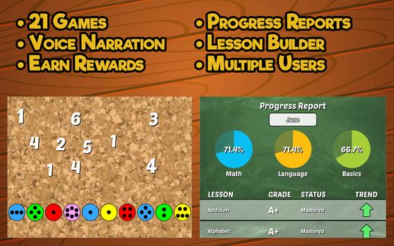 Preschool and Kindergarten Learning Games screenshot 4